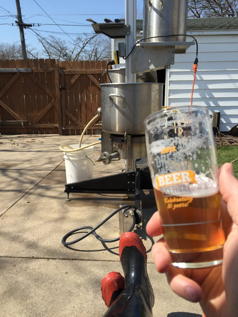 HomebrewCon 2016: Helles and Some Sort of Amber Lager