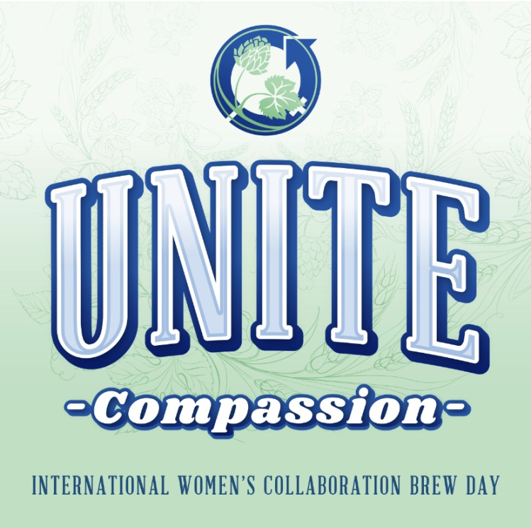 International Women's Collaboration Brew Day is March 8